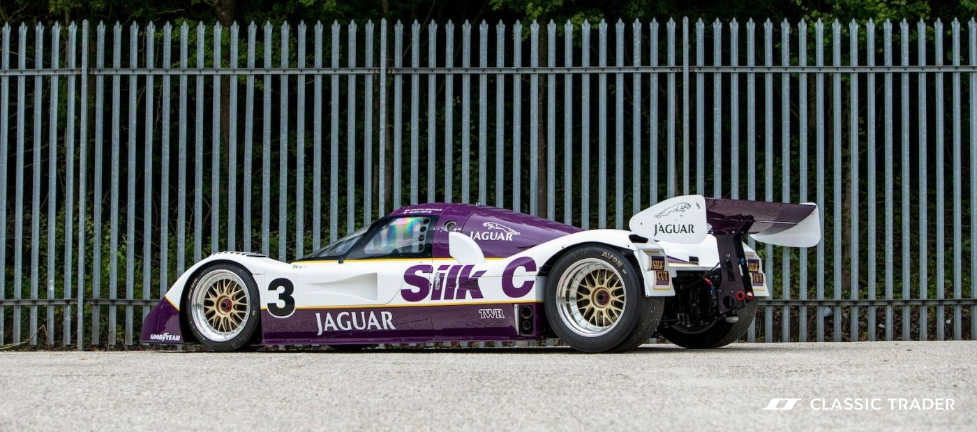 Goodwood Revival Sale 2018 Jaguar XJR-11 1