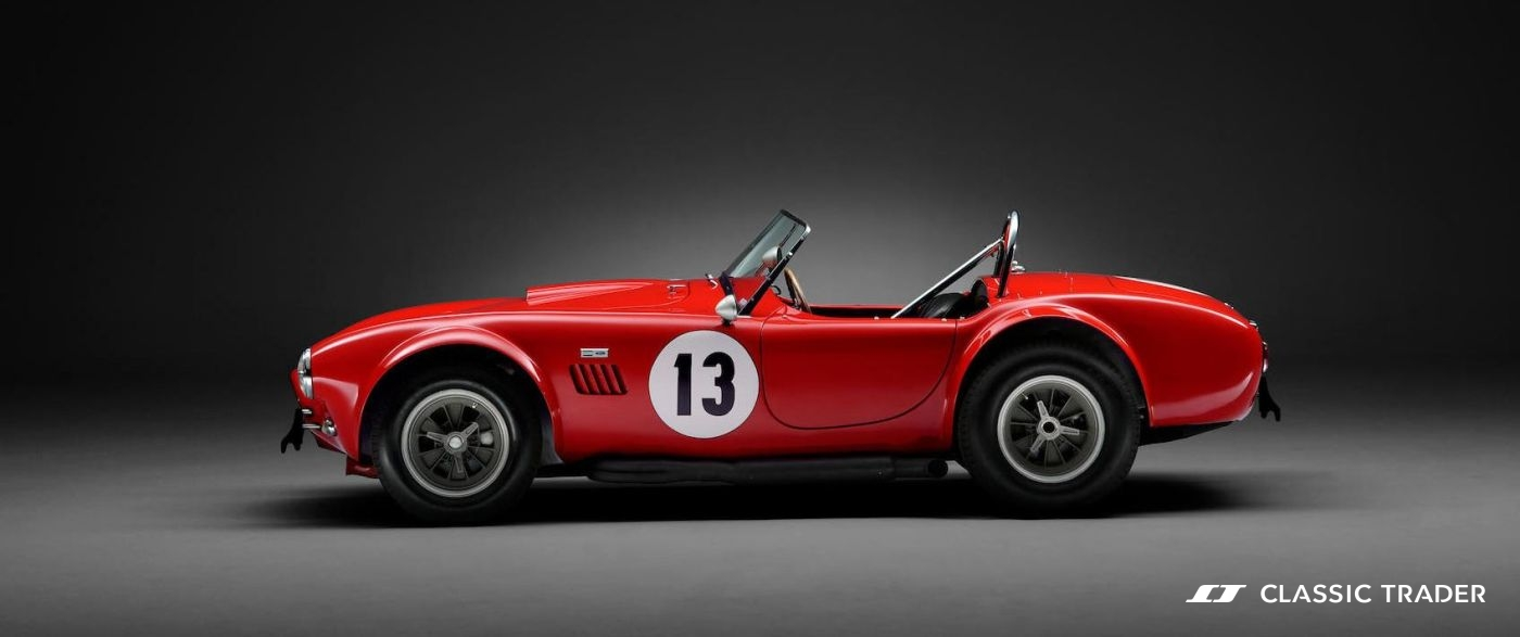 Goodwood Revival Sale 2018 Shelby Cobra 4