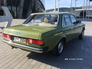 Mercedes Benz 200 D W 123 2