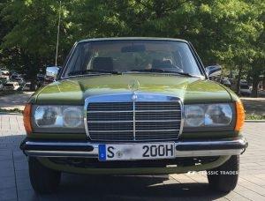 Mercedes Benz 200 D W 123 3a