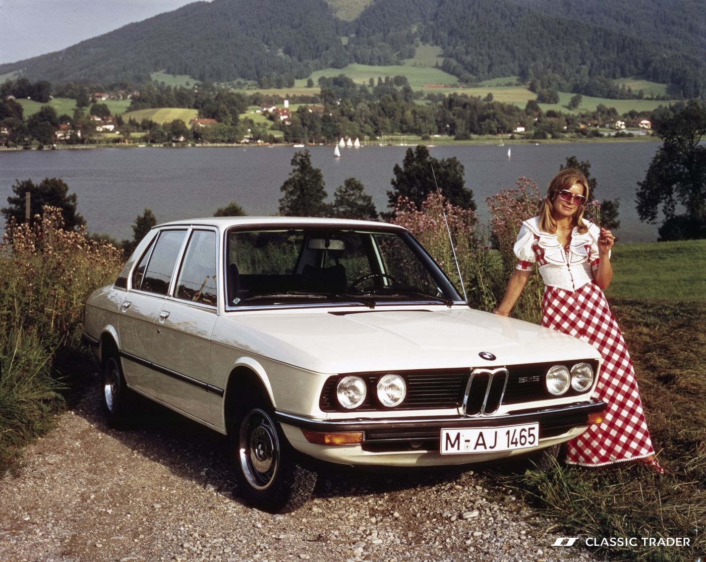 Paul Bracq BMW E12 525 1
