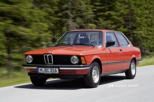 Paul Bracq BMW E21 316 1