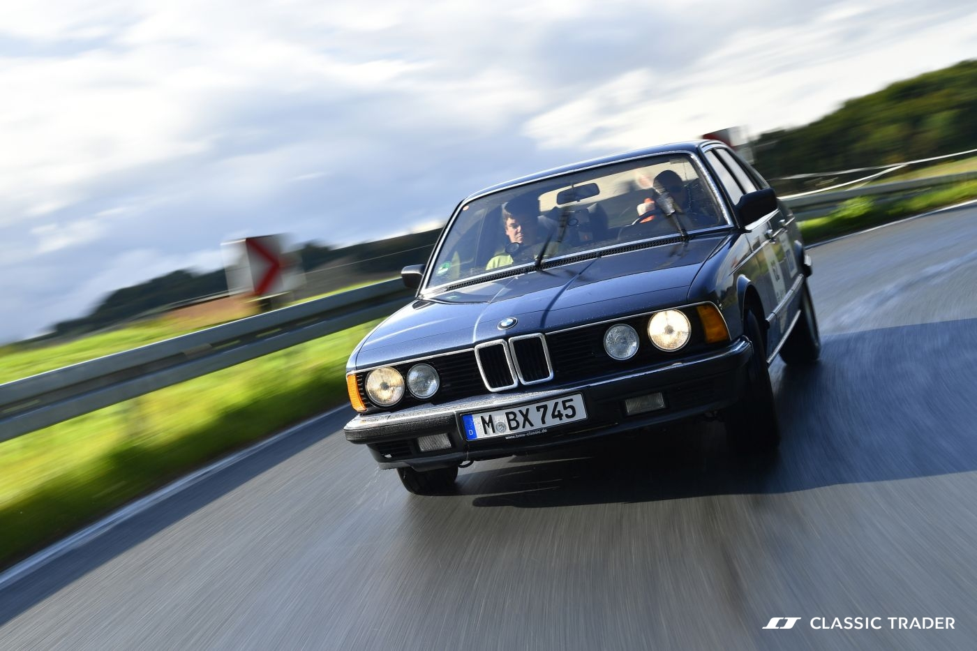 Paul Bracq BMW E23 1