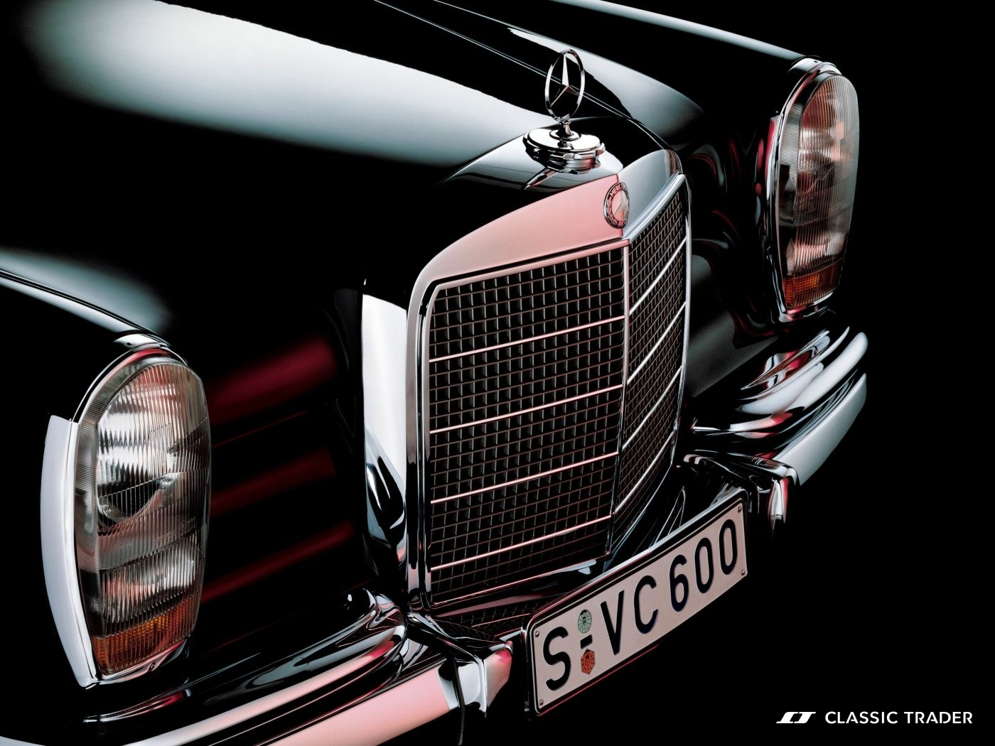 Paul Bracq Mercedes-Benz 600 W 100 1