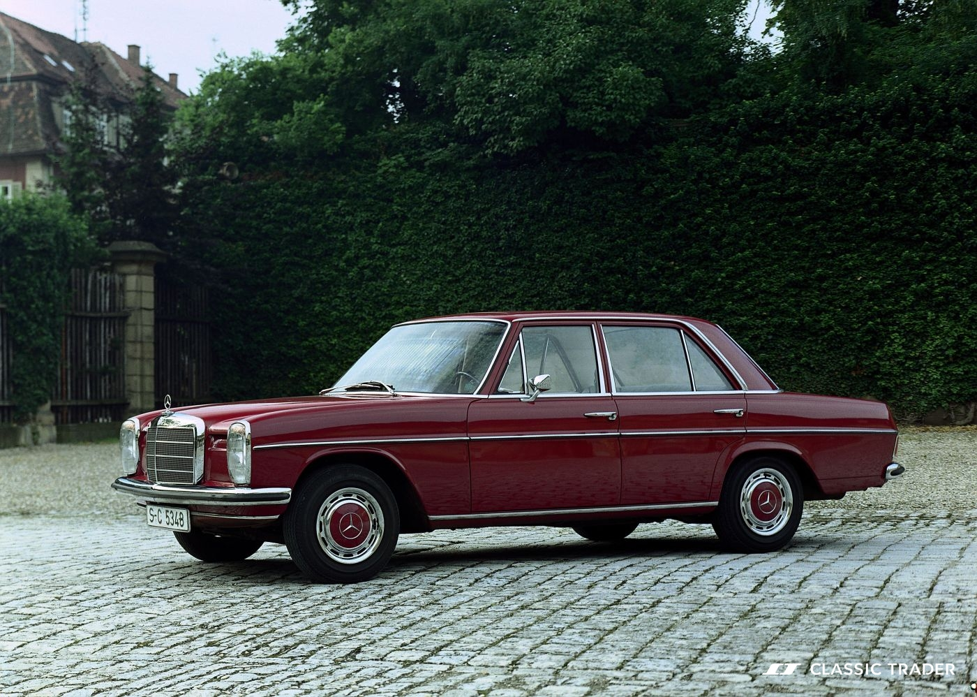 Paul Bracq Mercedes-Benz W 115 2