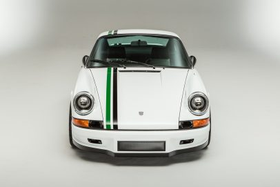 Paul Stephens Porsche 911 Le Mans Classic Clubsport