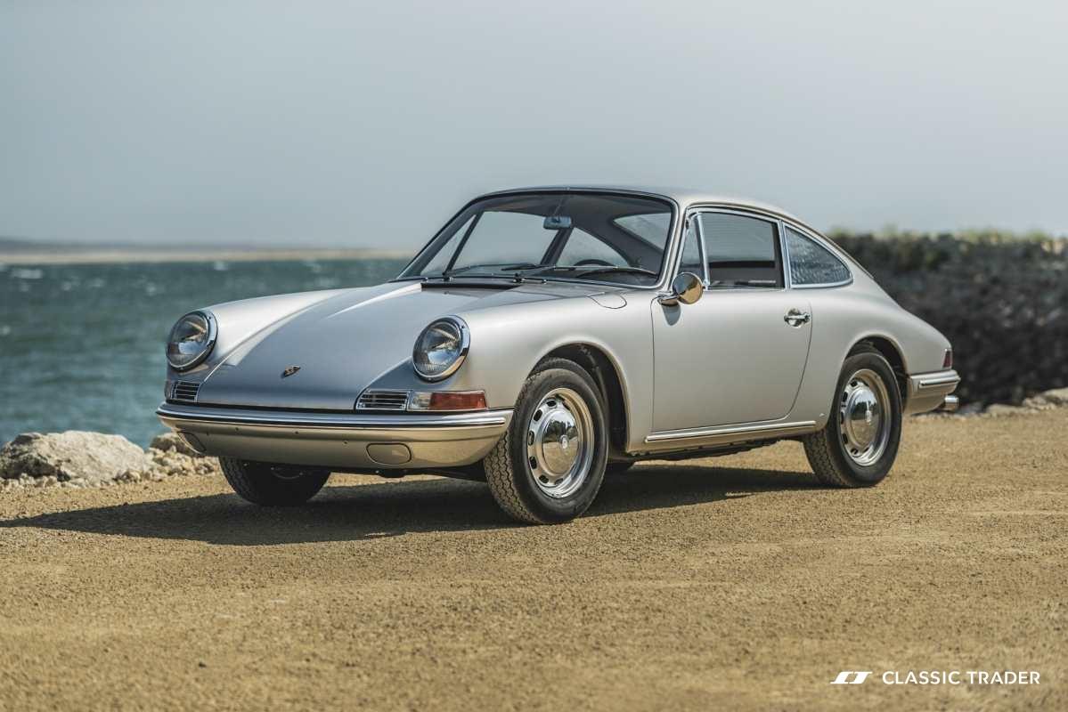 Die begehrtesten Oldtimer der Welt - Porsche 911