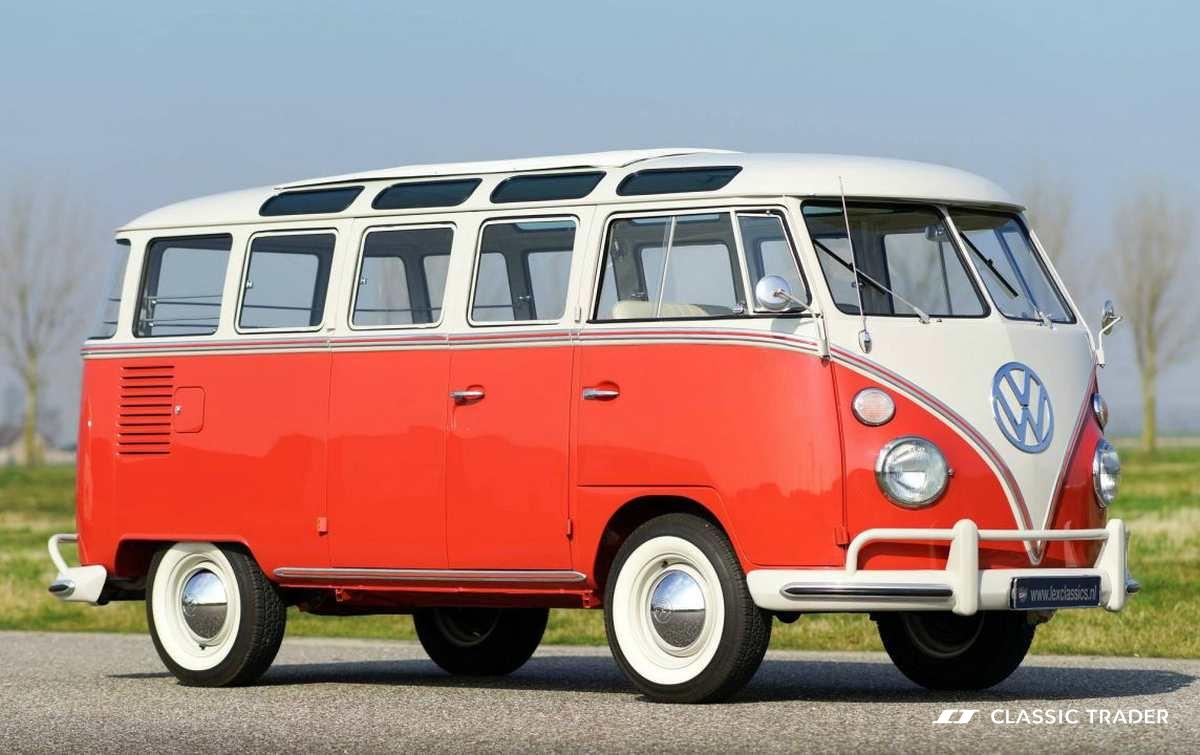 Die begehrtesten Oldtimer der Welt - Volkswagen Transporter