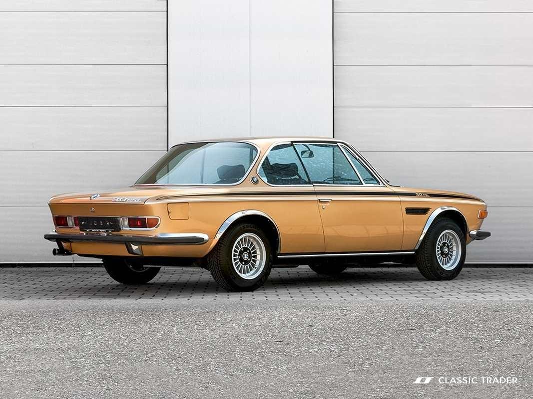 Die begehrtesten Oldtimer der Welt - BMW 3.0