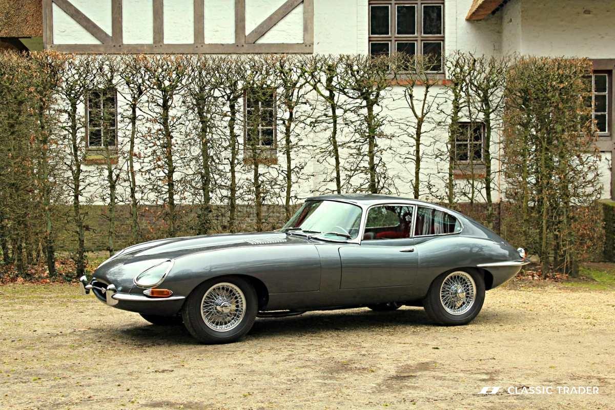 Die begehrtesten Oldtimer der Welt - Jaguar E-Type