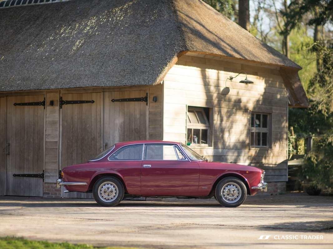 Die begehrtesten Oldtimer der Welt - Alfa Romeo Giulia