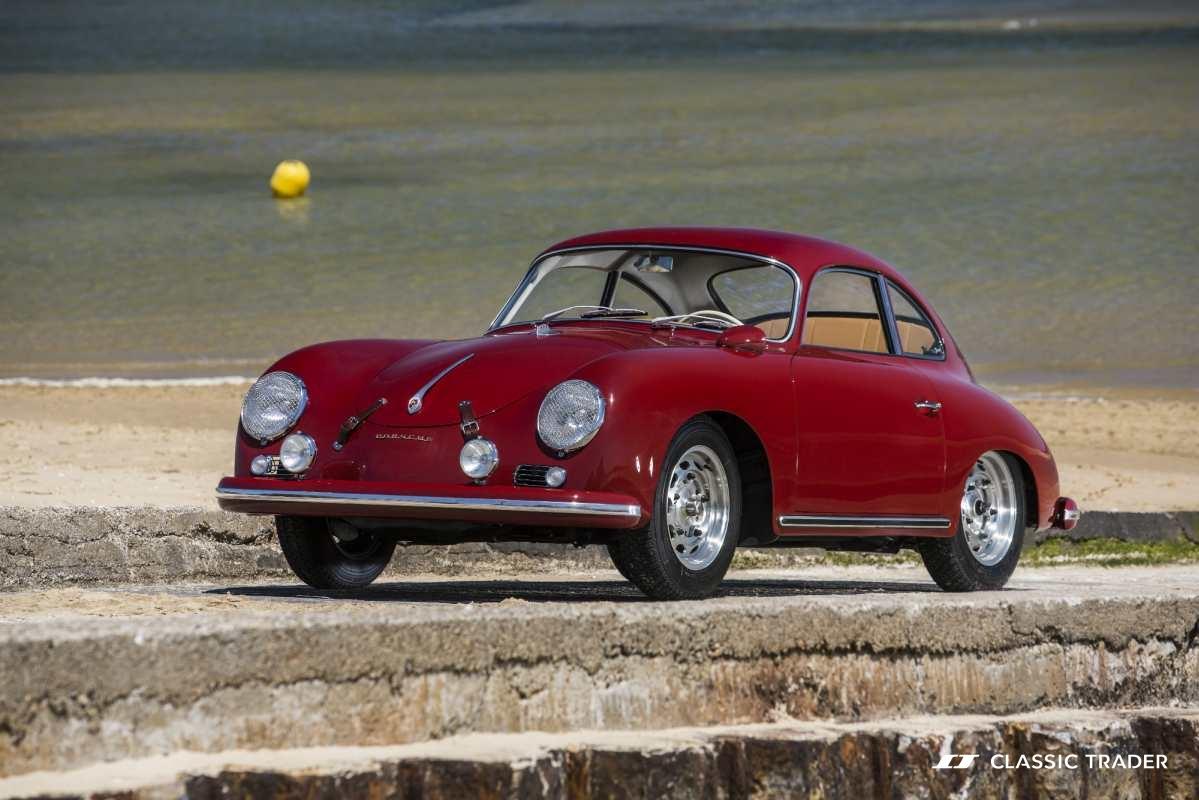 Die begehrtesten Oldtimer der Welt - Porsche 356
