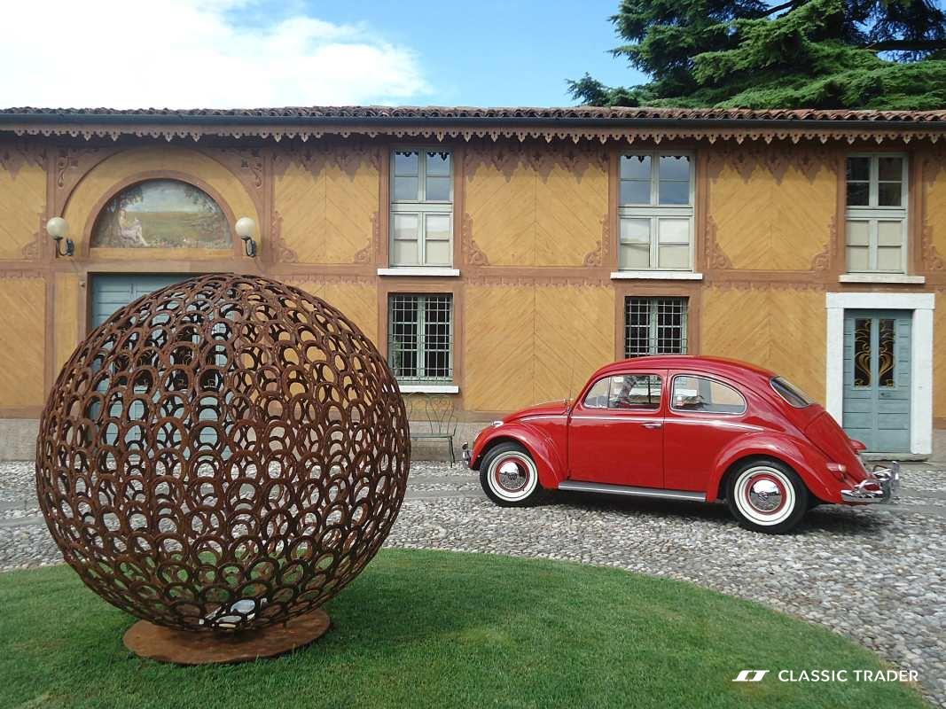 Die begehrtesten Oldtimer der Welt - Volkswagen Käfer