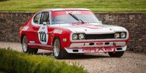 Ford Capri – Coupé-Kult der 70er Jahre