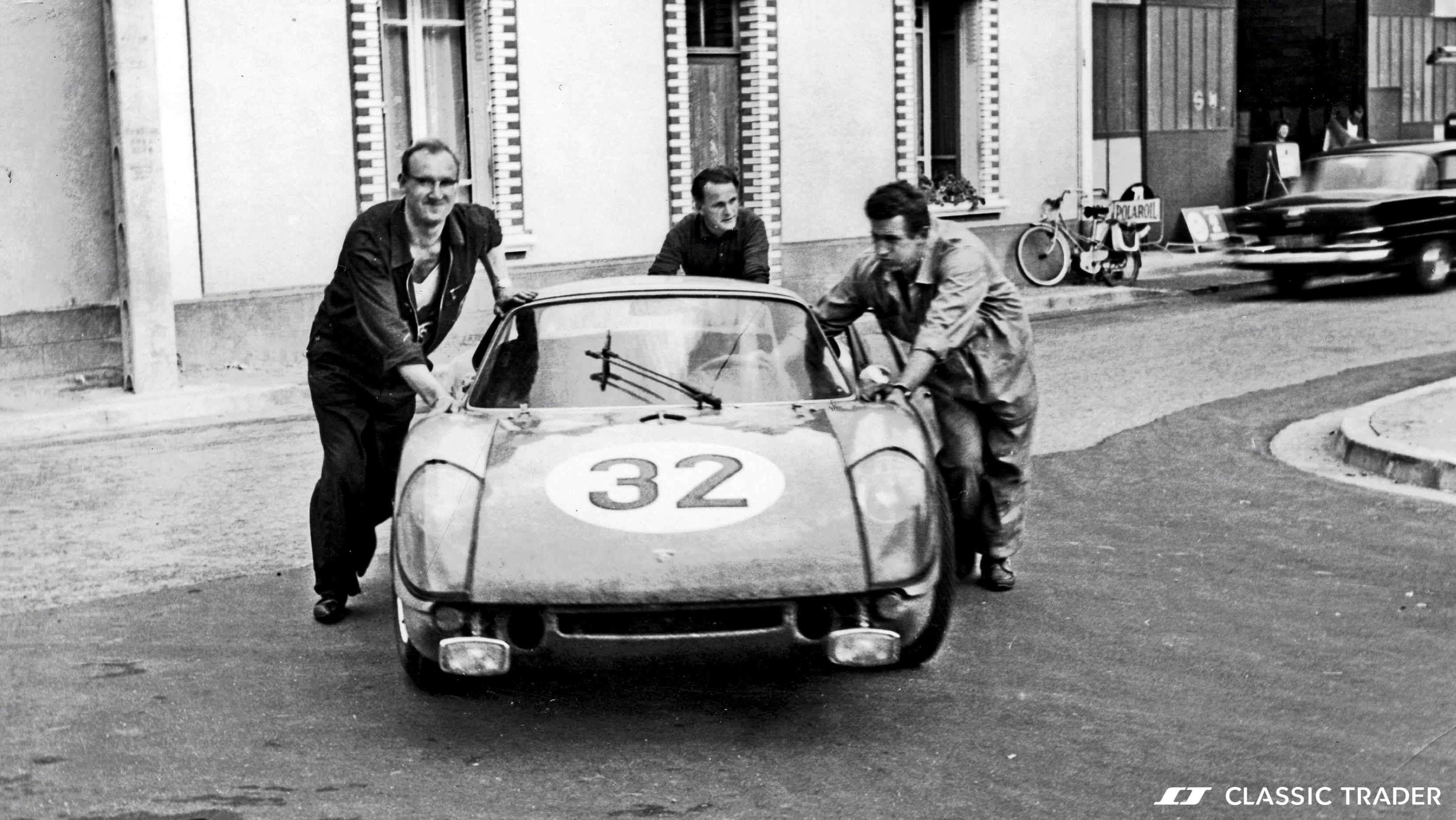 Porsche-ABC GTS