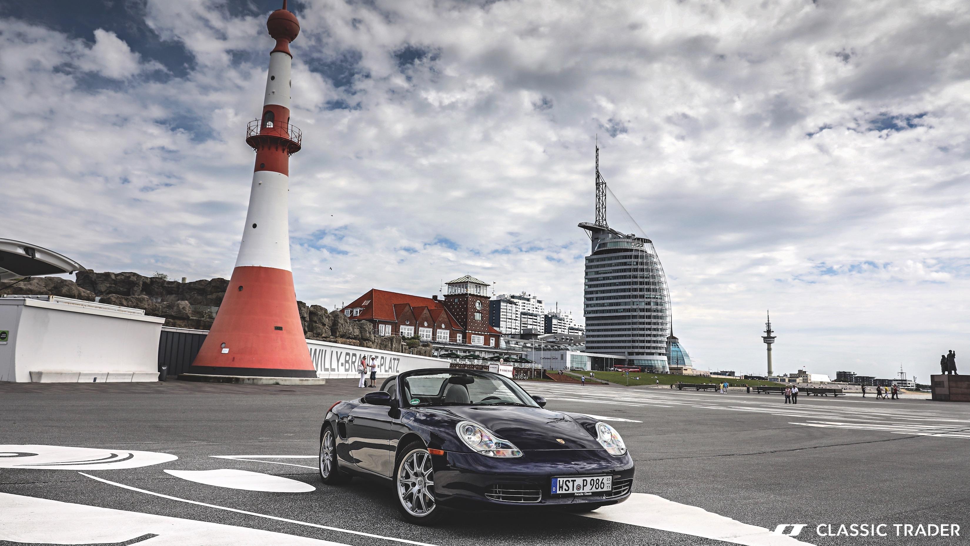 Porsche-ABC Boxster