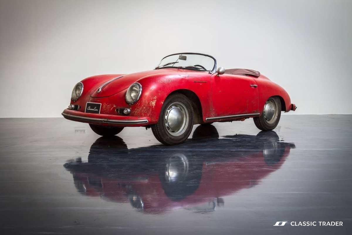 Porsche-ABC Speedster