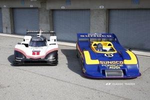 Rennsport Reunion VI Porsche 917 919 1