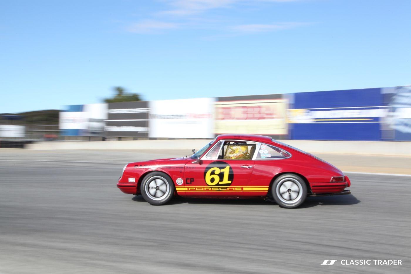 Rennsport Reunion VI Porsche Urmodell 2