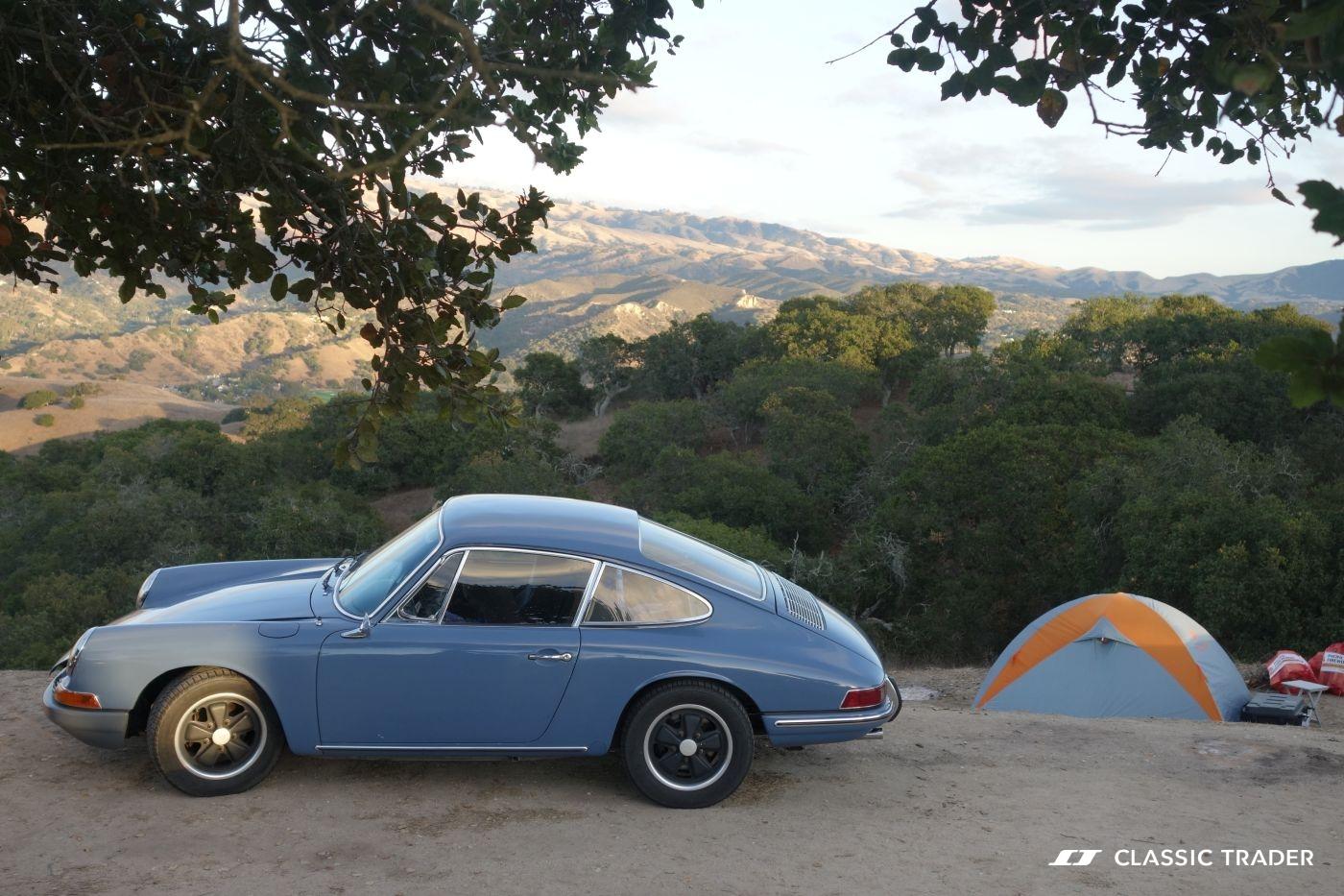 Rennsport Reunion VI Porsche Urmodell