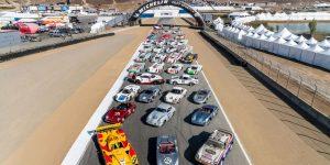 Rennsport Reunion VI – Das weltweit größte Porsche-Festival