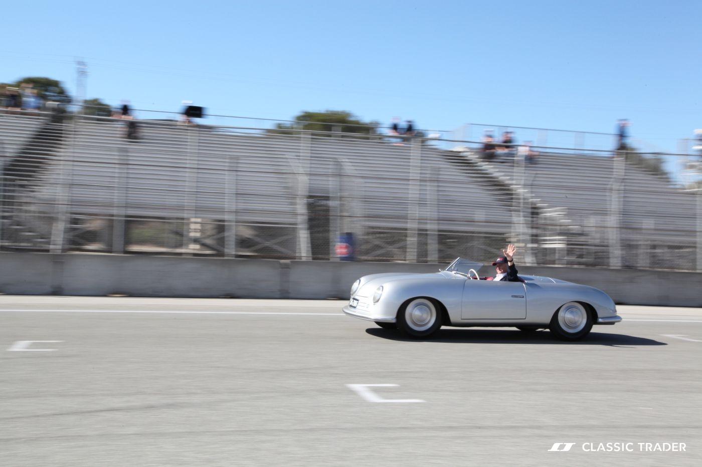Rennsport Reunion VI Wolfgang Porsche 2