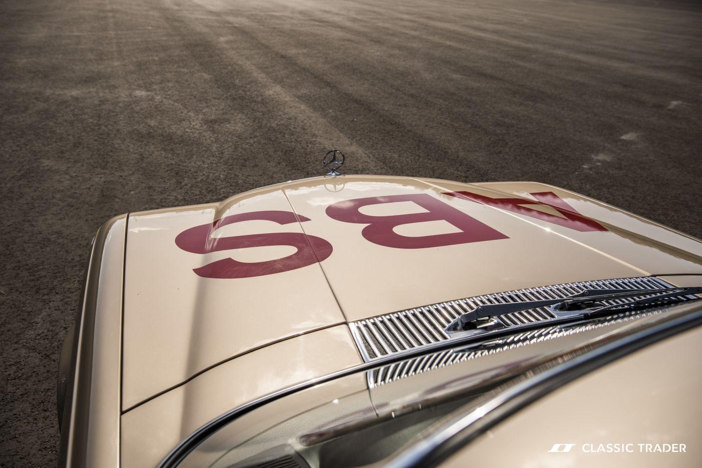 ABS Mercedes Benz S Klasse W 116 (12)