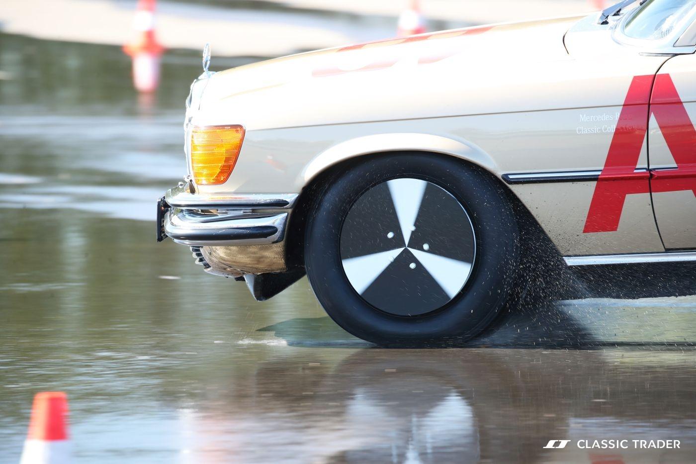 ABS Mercedes Benz S Klasse W 116 (6)