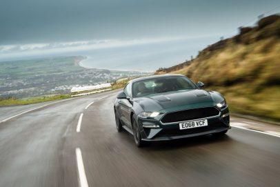 Ford Mustang Bullitt 2018 (7)