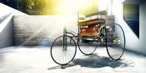 Benz Patent-Motorwagen – Die Erfindung des Automobils