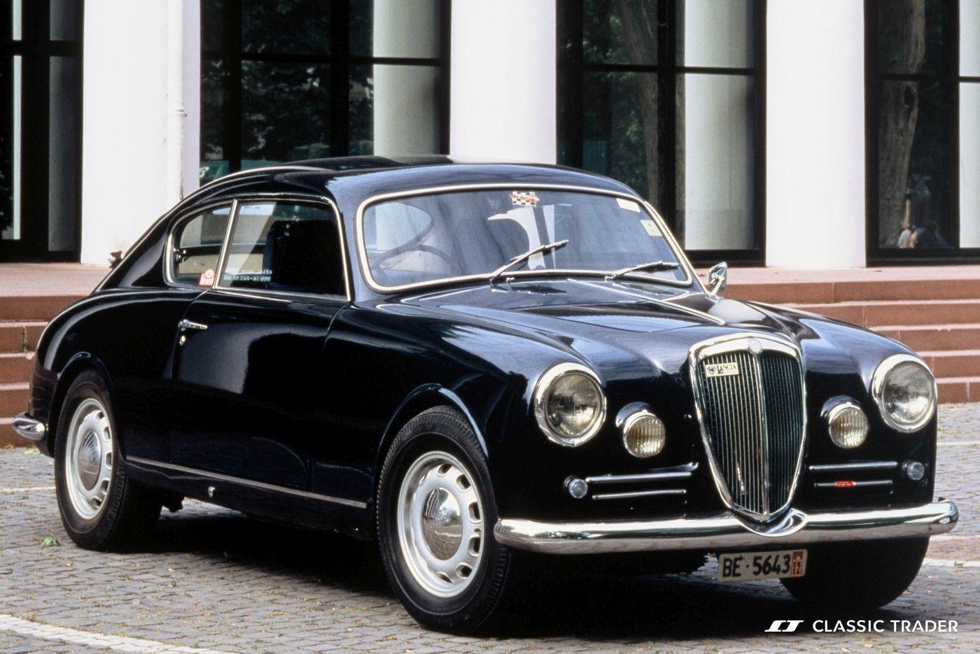 Lancia Aurelia B 20 GT