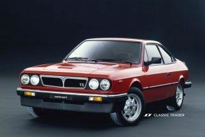 Lancia Beta Coupe VX Serie 4