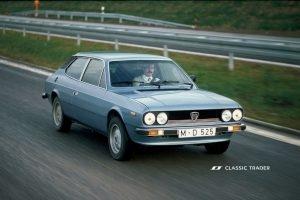 Lancia Beta HPE Serie 3
