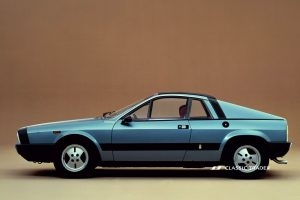 Lancia Beta Montecarlo Serie 1