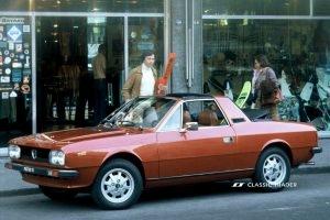 Lancia Beta Spider Serie 2