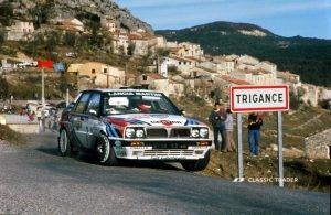 Lancia Delta Integrale Rallye