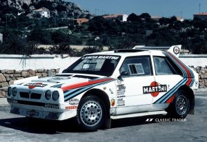 Lancia Delta S4 Gruppe B 2