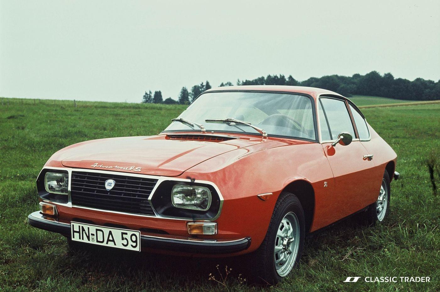 Lancia Fulvia Sport Serie 2