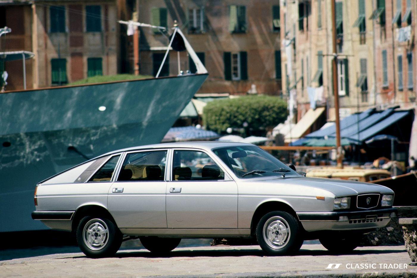 Lancia Gamma Berlina 1. Serie