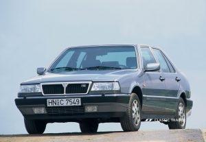 Lancia Thema V6 Serie 2