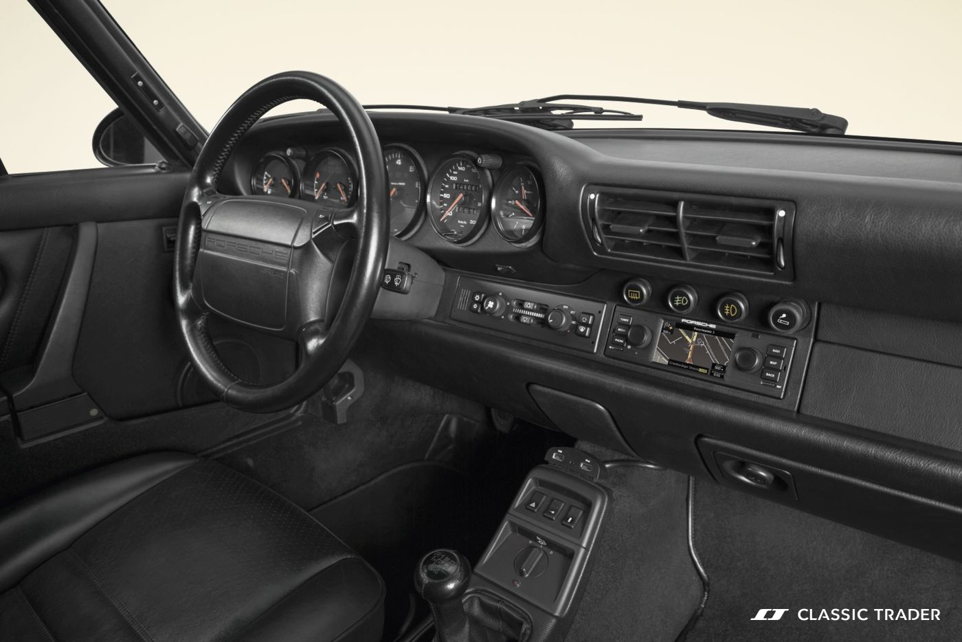 Porsche Classic Navigationsgeraet 4