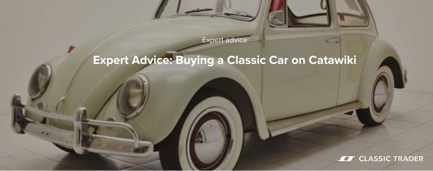 Commercial Expert Advice Buying A Classic Car On Catawiki