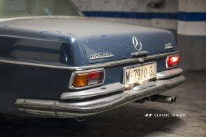 Mercedes-Benz 300SEL spanische Königsfamilie 3