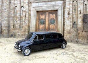 Fiat 500 Zoolander