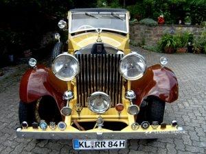 Rolls Royce 20/25 Jagdwagen