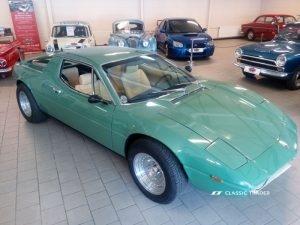 Maserati Merak Dodi al Fayed