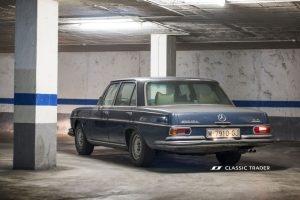 Mercedes-Benz 300SEL Spanische Königsfamilie