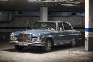 Mercedes-Benz 300SEL Spanische Königsfamilie 2
