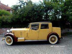 Rolls Royce 20/25 Jagdwagen 3