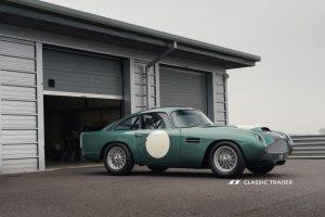 Aston Martin DB 4 GT Continuation 3